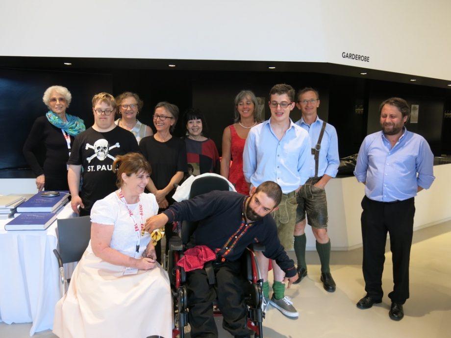 Ausstellung andersART in Erl
